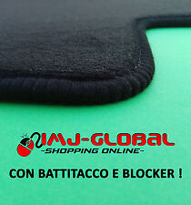 2 Blok! FIAT BRAVO BRAVA STILO TAPPETI tappetini AUTO
