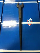 """1 1/8"""" Construction Wrench Spud Wrench Lifetime Warranty Coplay Norstar"""
