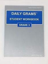 Easy Grammar Daily Grams Grade 3 Student Workbook Wanda C. Phillips