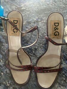 dolce gabbana women shoes Size 5
