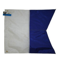 "Nylon Alpha Flag, Slip on Style, 20""x24"""