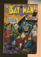 Batman 152 VG 3.5 * 1 * Robin! Ace the Bat-Hound! Joker! 1st False Face Society!