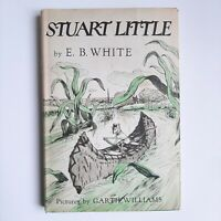 Stuart Little By E. B. White 1945 Illustrated by Garth Williams Vintage Book