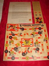 GENERAL WHOOPO The Spin, Grin, Win Game - Lever Brothers Co. LIFEBUOY SOAP