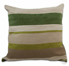 Just Contempo Polyester Striped Decorative Cushions