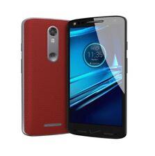 "5.4"" Motorola Droid Turbo 2 XT1585 Unlocked Verizon 64GB 21MP Smartphone Red"