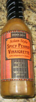 Trader Joe's Asian Style Spicy PEANUT Vinaigrette With Jalapeno & Cilantro! 12oz