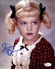 "(Ssg) Susan Olsen Signed 8X10 Color ""Brady Bunch"" Photo - Jsa (James Spence) Coa"
