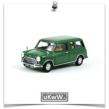 Spark 1/43 - Austin Mini Estate 1961 vert foncé