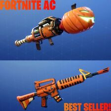 Fortnite Save the World Guns Grave Digger 130PL JackO-Launcher Max Perk Xbox PS4