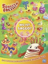 Gerd Hahns Sorgenfresser: Wo ist Saggo? - Das große Sorgenfresser-Wimmelbuch (20