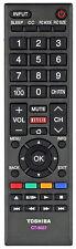 Toshiba TV Remotes