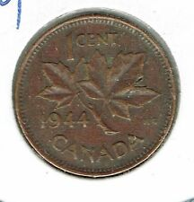 1944 Canadian Circulated George VI One Cent coin!