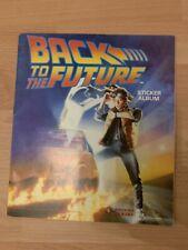 Back To The Future 1985 Complete Panini album
