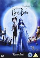 Tim Burtons Corpse Bride [DVD] [2005][Region 2]