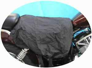 Solo Motorcycle Shower Cover. CSS