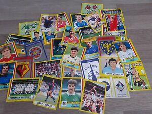 Panini UK Football 87 Stickers - £0.99 per sticker
