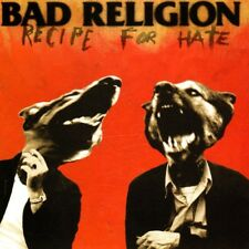 BAD RELIGION - RECIPE FOR HATE CD (1993) EPITAPH RECORDS / US-PUNK