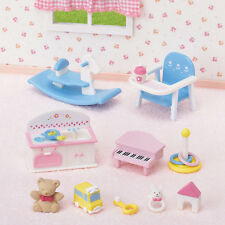 Sylvanian Families Calico Critters Baby Nursery Furniture & Accessories