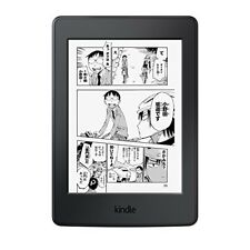 "Kindle Paperwhite Large Storage 32GB Black "" Manga Model "" 2016 Limited Japan"
