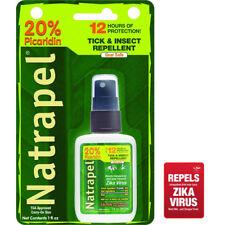 Natrapel 12 Hour 1 oz Pump Spray Insect Repellent