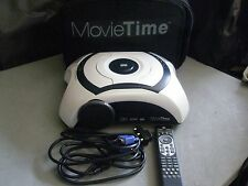 OPTOMA DV10 HOME THEATER DLP DVD PLAYER PROJECTOR, NEW FACTORY LAMP!!!