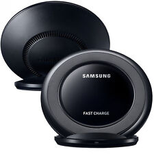 OEM Samsung Fast Charger Wireless Qi Charging STAND Pad Galaxy S7 S6 edge+ Note5