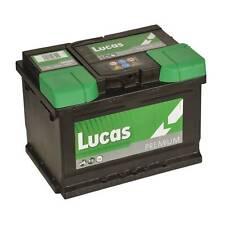 LUCAS PREMIUM 065 CAR BATTERY RENAULT,ROVER, SEAT, SKODA, VAUXHALL