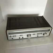 Vintage Kenwood KR-710 Stereo AM/FM Audio Silver Receiver Great Condition