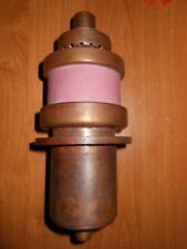 GU-100A GU100A Power triode tube. Pa = 6kW. NOS with passport. Liquid cooling.