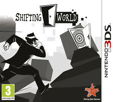 Shifting Worlds Nintendo 3DS IT IMPORT RISING STAR