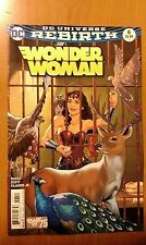 Dc Wonder Woman, Vol. 5 # 6 (1st Print) Nicola Scott Regular Cover