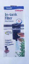 Tetra Whisper In-Tank Filter 3i for 1 3 Gallon Aquariums Filters Fish Pet