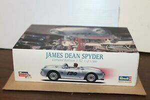REVELL JAMES DEAN 1955 PORSCHE SPYDER SLOT CAR in BOX Limited Edition 1:32 scale