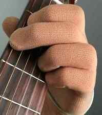 Guitar Glove, Bass Glove, Musician's Practice Glove 5PACK -L- COLOR - TAN