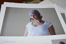 Olgajazzy Knitting Pattern Foggy Hat