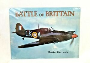 "16"" Battle of Brittain military Hawker Hurricane war ww2 jet airplane STEEL sign"