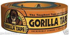 "Gorilla Tape 1.88"" x 12yd 4 Wood Stone Stucco Brick"