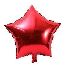 "5pcs 18"" Foil Star Balloon Helium Metallic Outdoor Birthday/Wedding Party Decor"