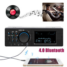 4-Channel MP3 Bluetooth Audio USB/AUX/FM/MP3 WMA/WAV Radio Stereo Player Two USB