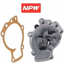 NPW Engine Water Pump for Nissan Sentra L4; 2.0L; SR20DE Eng 1991-1992 2000-2001