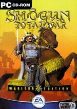 Shogun: Total War Warlords Edition NEW And Sealed UK Version