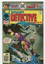Detective Comics #460 VF Extra Tim Trench        DC Comics  CBX1V