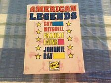 AMERICAN LEGENDS 2 CASSETTE TAPE PACK