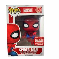Funko Pop Marvel Spiderman Marvel Collector Corps #160