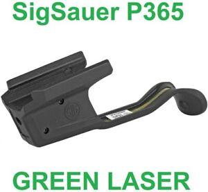 Sig Sauer Lima 365 Green Laser Sight for P365 Pistols