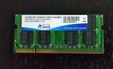 ADATA 1GB SO-DIMM 667 MHz DDR2 Memory PC2-5300 RAM for laptop notebook netbook