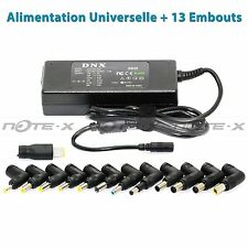 Chargeur Pc portable universel adaptateur Packard bell , Emachines ,  13 Embouts