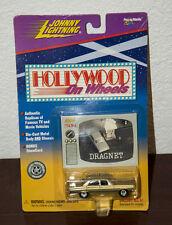 1998 JOHNNY LIGHTNING HOLLYWOOD ON WHEELS DRAGNET TV COP DIE CAST VEHICLE MIP