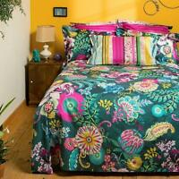 Desigual Paisley Bloom Reversible Quilt Cover Set